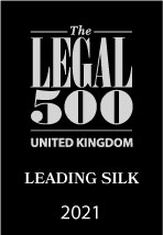 The The Legal 500 - Leading Silk 2021
